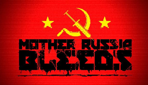 Jeu Mother Russia Bleeds sur PC (Dématérialisé)