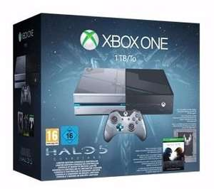 Pack Xbox One 1 To Édition Collector + Halo 5 : Guardians