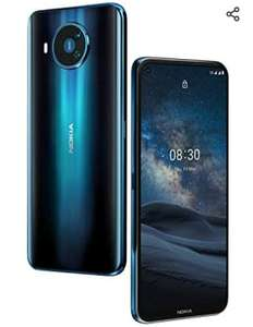 """Smartphone 6.8"""" Nokia 8.3 5G - Android One, Snapdragon 765G, 64MP, 4500mAh"""