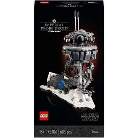 Jeu de construction Lego Star Wars (75306) - Droïde sonde impérial