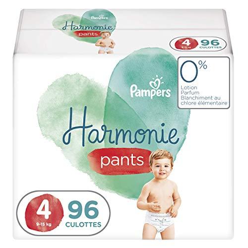 Paquet de couches culotes Pampers Harmonie Pants - Taille au choix