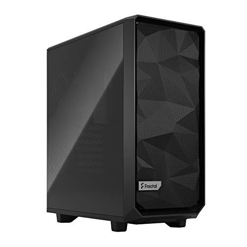 Boîtier PC Fractal Meshify 2 Compact - Noir, TG Dark Tint