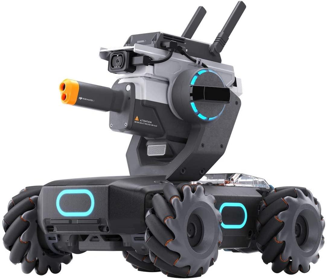 Robot Connecté Programmable DJI Robomaster S1