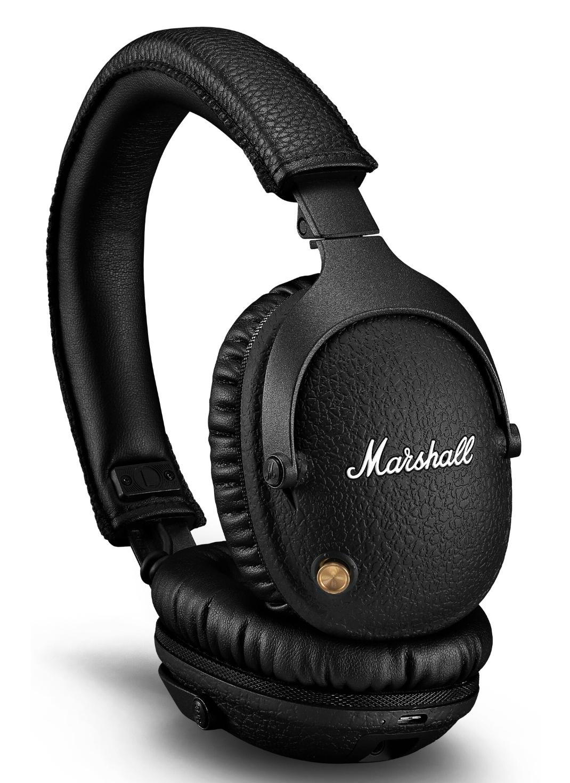 Casque audio sans-fil à réduction de bruit active Marshall monitor II ANC