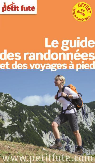 Guides Petit futé en promotion - Ex: Guide des randonnées et des voyages à pied