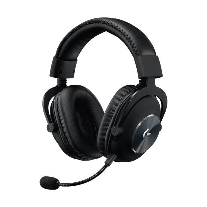 Casque audio filaire Logitech G Pro