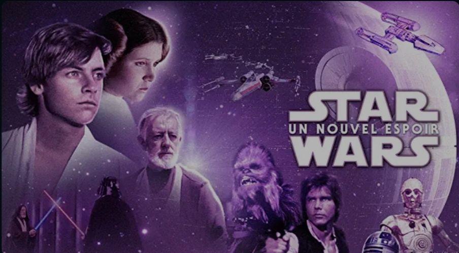 Sélection de films Star Wars en achat définitif UHD à 5.99€ sur Prime Video, iTunes,... (Dématérialisé)