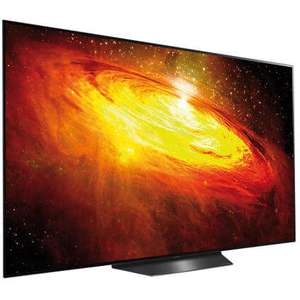 """TV OLED LG 65"""" OLED65BX6 HDMI 2.1- 4K UHD, HDR10, Dolby Vision/Atmos, Smart TV (Frontaliers Suisse)"""