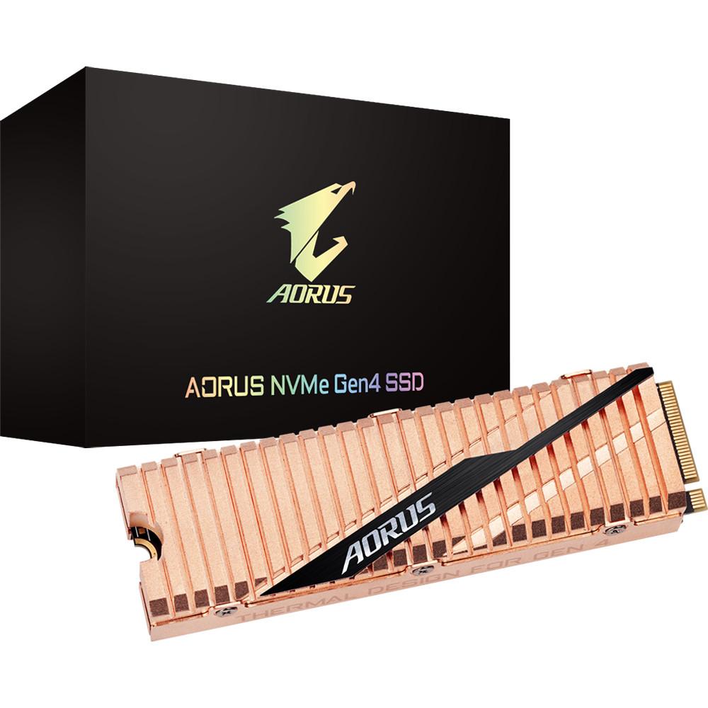 SSD interne M.2 NVMe Aorus Gen4 - 2 To