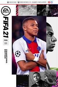 FIFA 21 Édition Champions Xbox One & Series X S (Dématérialisé - Store BR)