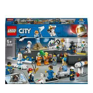 Jeu de construction Lego City Ensemble de figurines : la recherche et le développement spatiaux - 60230