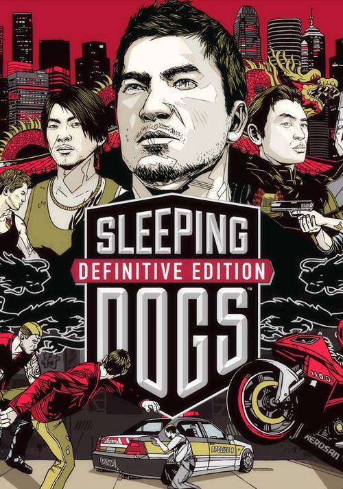Sleeping Dogs Definitive Edition (Dématérialisé - Steam)