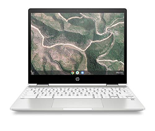 "PC Portable 12"" HP Chromebook x360 12b-ca0010nf - RAM 4 Go, eMMC 32 Go"