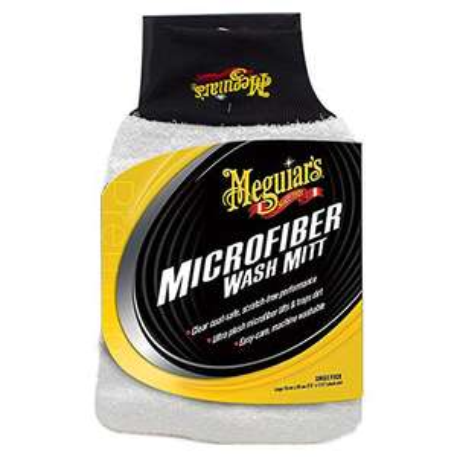 Gant de lavage en microfibre Meguiar's