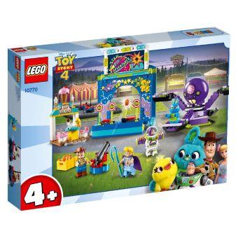 Sélection de jeux de construction Lego Toy Story 4 en promotion - Ex : Le carnaval en folie de Buzz et Woody (10770)