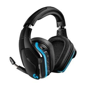 Casque Gaming sans fil Logitech G935 Lightsync avec son surround 7.1