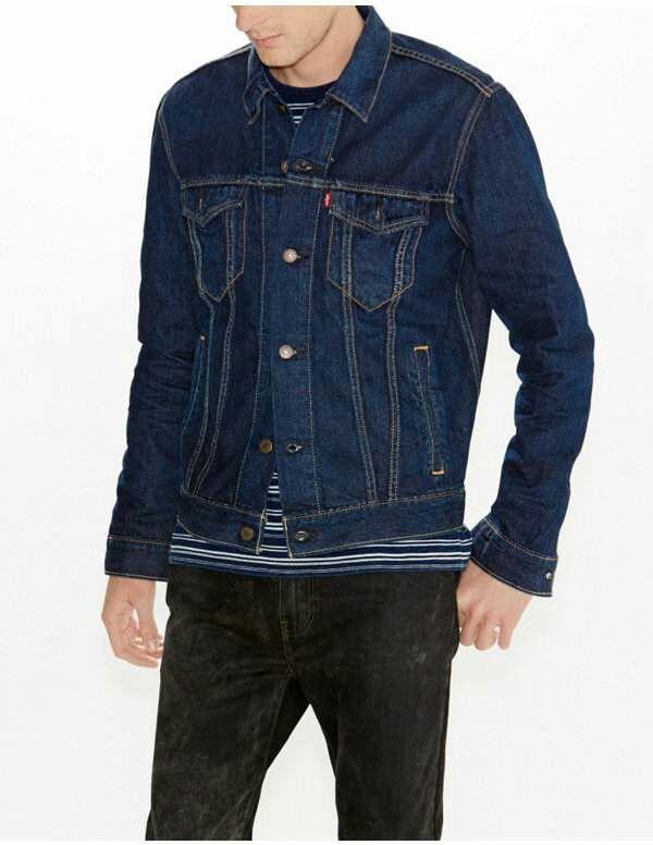 Veste Homme Levis The Trucker Jacket