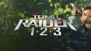 Tomb Raider 1+2+3 (Dématérialisé - Sans-DRM)
