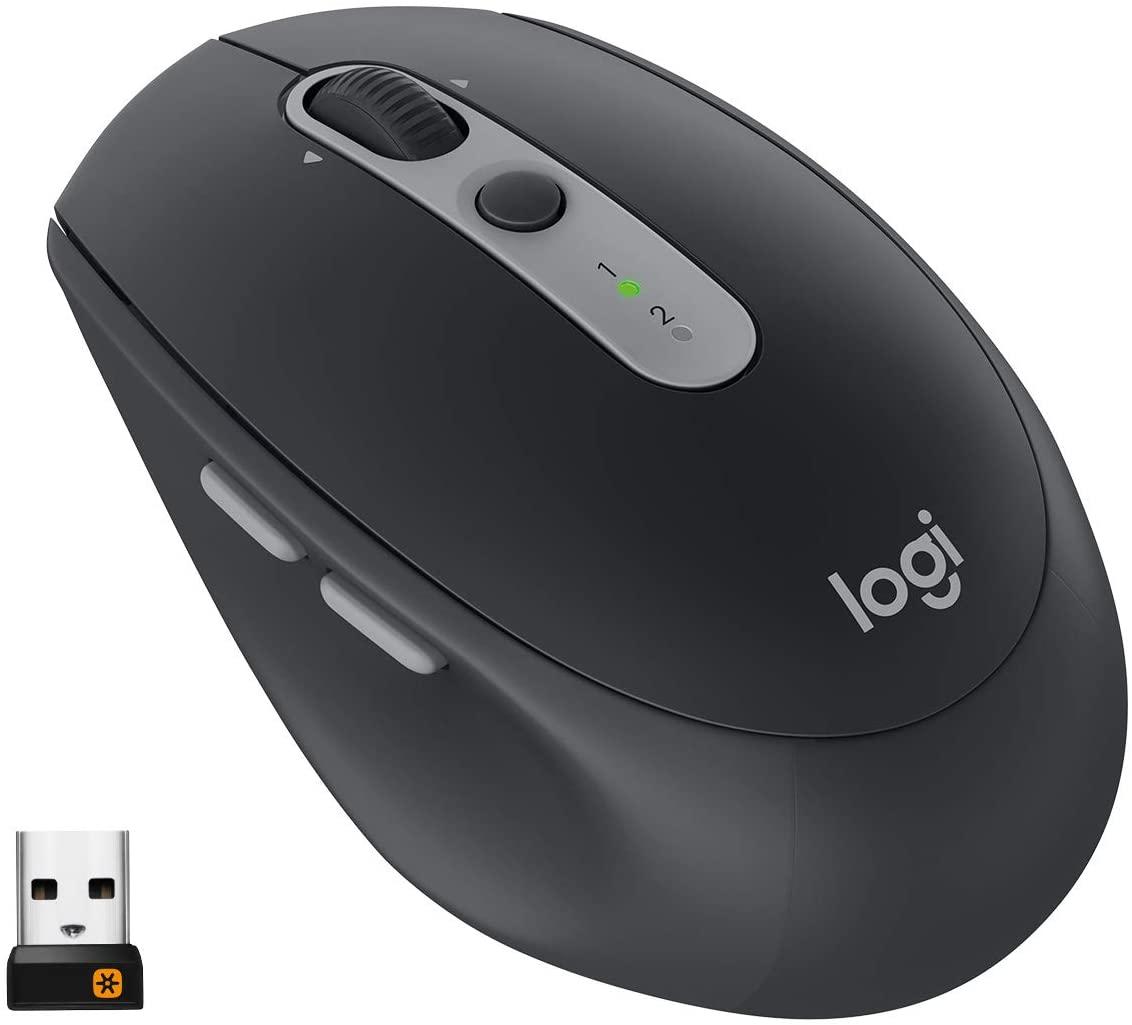Souris sans fil Logitech M590 - Bluetooth 2.4 GHz