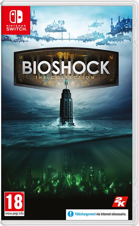 BioShock: The Collection sur Nintendo Switch (Dématérialisé)