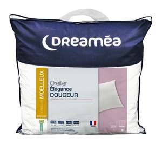 Oreiller Dreamea Elegance - 60x60cm