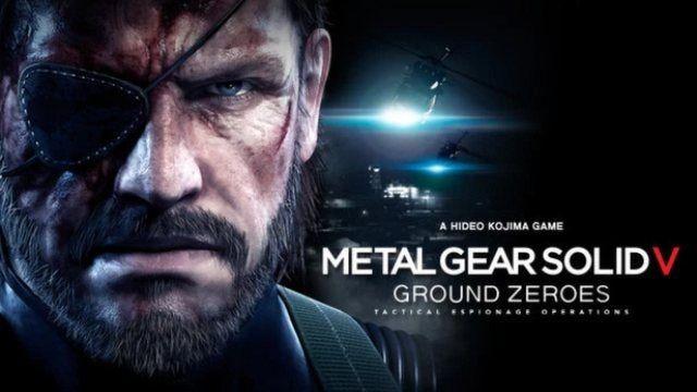 Sélection de Jeux Metal Gear Solid en Promotion sur PC (Dématérialisés - Steam) - Ex: Metal Gear Solid V: Ground Zeroes