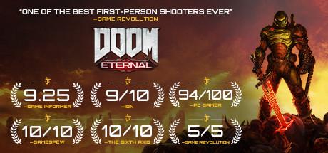 Doom Eternal sur PC (Dématérialisé)