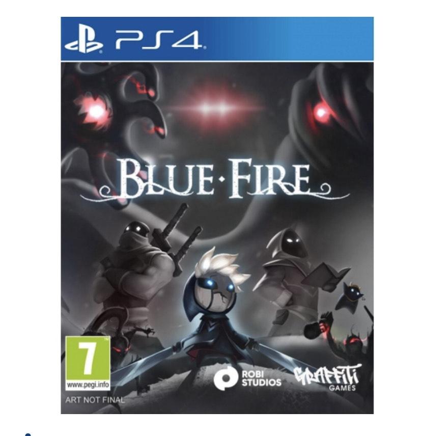 [Précommande] Blue Fire sur PS4