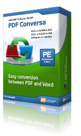 Logiciel PDF Conversa Professional 2.0 gratuit pendant 6 Mois sur PC (Dématérialisé)
