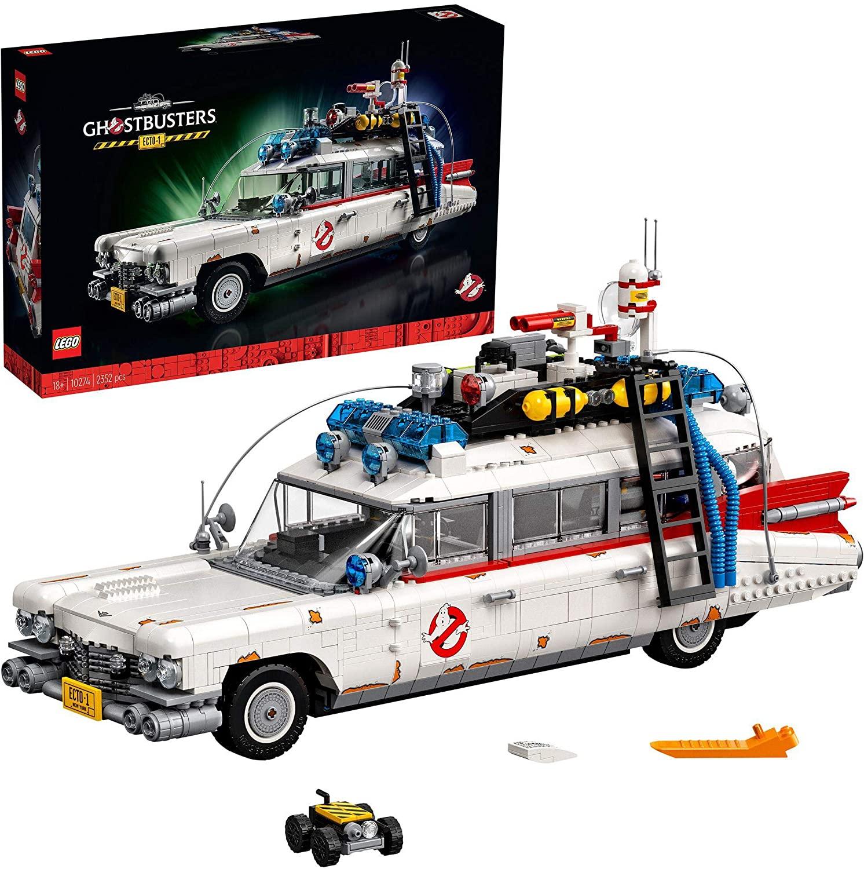 Jeu de construction Lego Creator Ghostbusters - Ecto-1 SOS Fantômes (10274)
