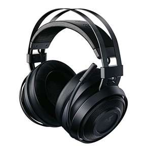 Casque gaming sans-fil Razer Nari Essential - THX Spatial Audio, Noir
