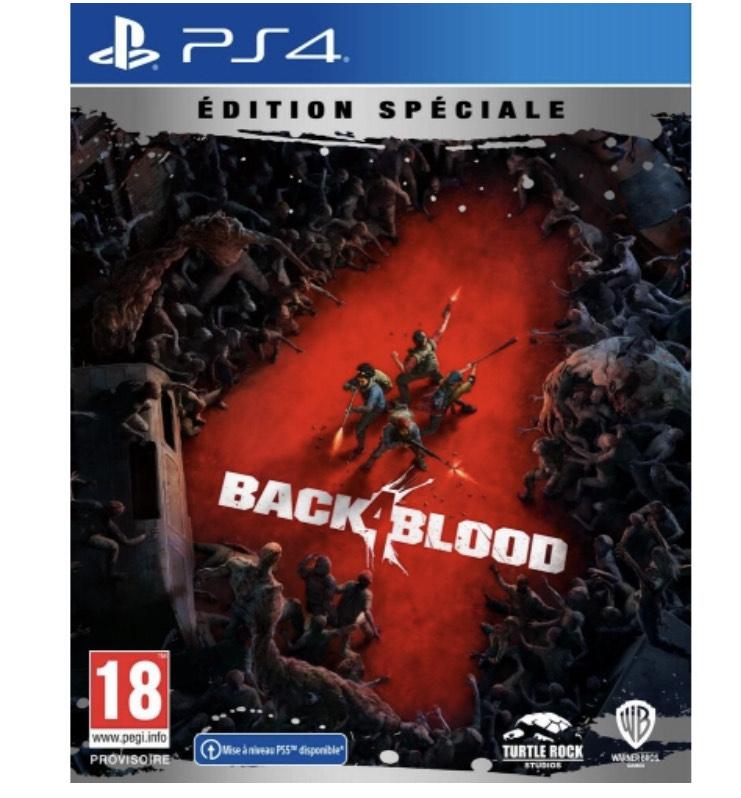 [Précommande] Back 4 Blood - Special Edition sur Xbox One et PS4