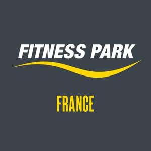 Abonnement de 8 Mois à la salle de sport Fitness Park + Frais d'inscription à 39€ au lieu de 49€ (Engagement 12 mois)