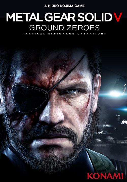Metal Gear Solid V Ground Zeroes sur PC (Steam)