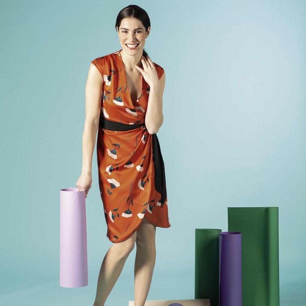 Patron de couture PDF Robe Caroline (lamaisonvictor.com)