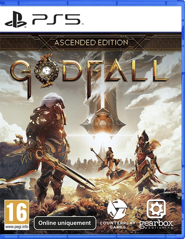 Godfall Ascended Édition sur PS5