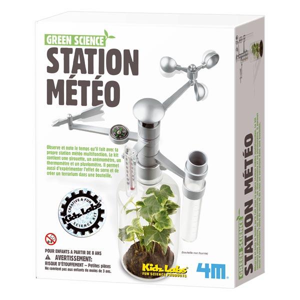Sélection de jeux de la gamme 4M en promotion - Ex: Station météorologie