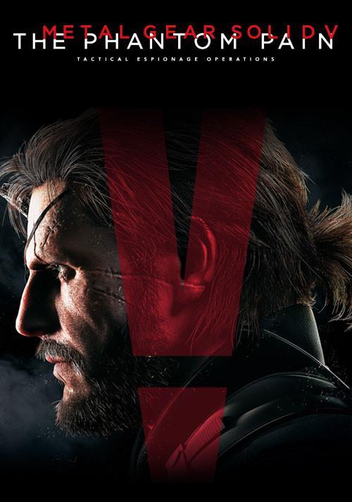 Metal Gear Solid V: The Phantom Pain sur PC (Steam)