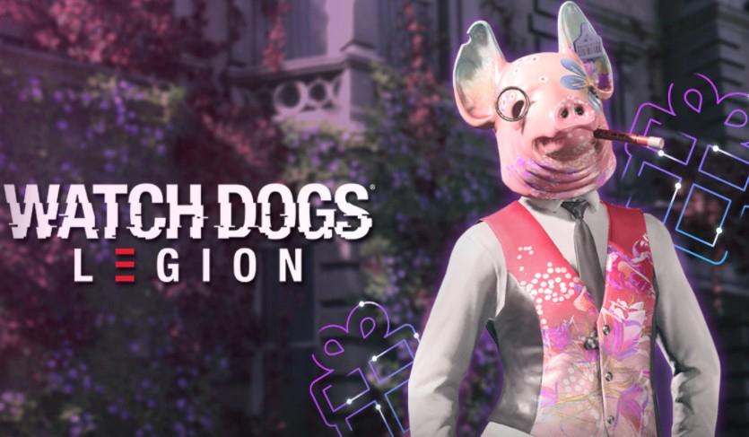 Pack de vêtements de printemps gratuit sur le jeu Watch Dogs : Legion (Dématérialisé - Toutes plateformes)