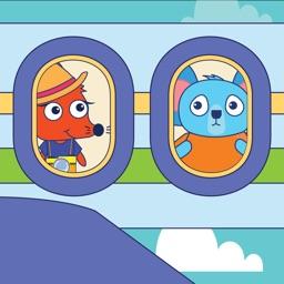 Jeu EduKid: Kids Airport Games gratuit sur iOS