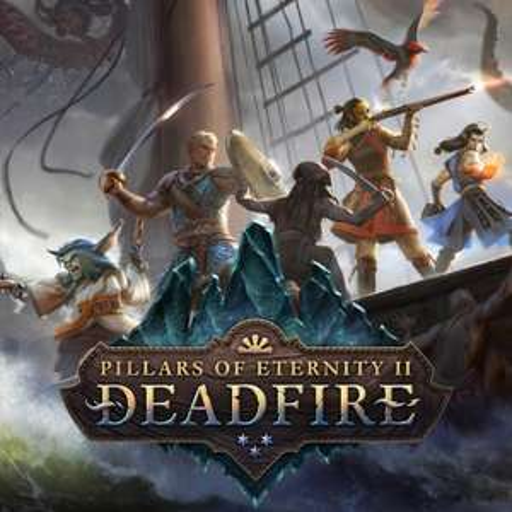 Pillars of Eternity II: Deadfire à 11.99€ et Obsidian Edition à 14.99€ sur PC (Dématérialisé)