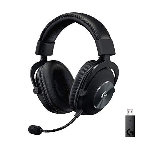 Casque audio sans-fil Logitech G Pro X Lightspeed