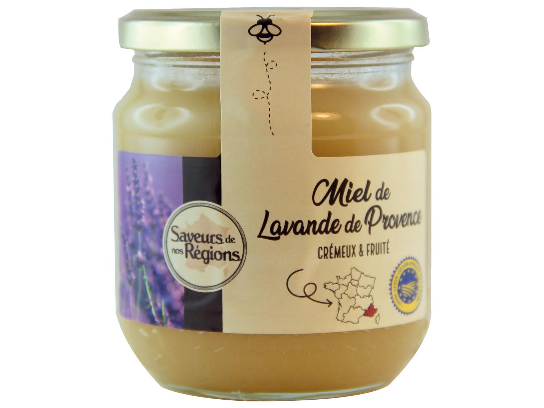 Miel de lavande de Provence IGP