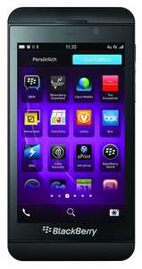 "Smartphone 4,2"" Blackberry Z10 16 Go - Reconditionné"