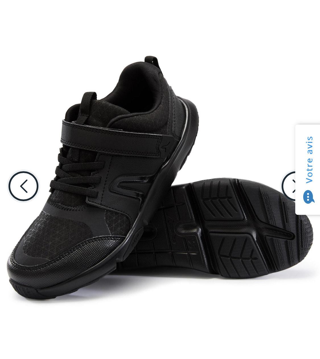 Chaussures de Marche enfant Newfeel Actiwalk Noir