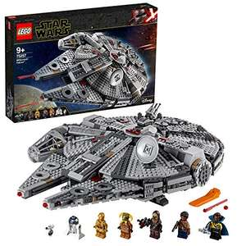 Jouet Lego Star Wars Millennium Falcon - 75257