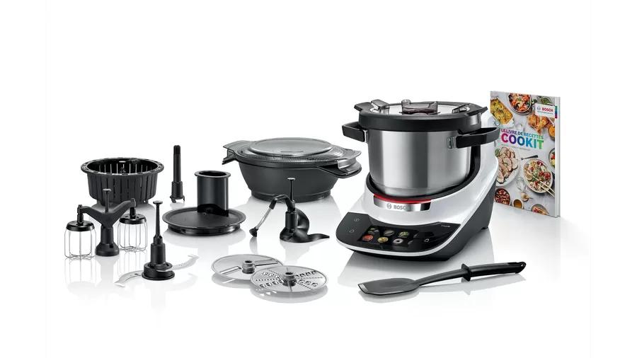 Robot cuiseur multifonction Cookit de Bosch + 1 bol XL offert