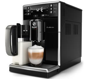 Machine à café Saeco PicoBaristo SM5470/10 Noir - Garantie 3 ans (via ODR de 50€)