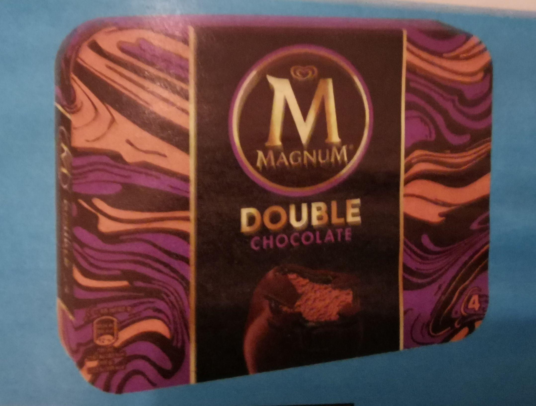 Boîte de bâtonnets Magnum Double chocolat ou Caramel ou noisette ou framboises (via 0.85€ sur la carte de fidélité)