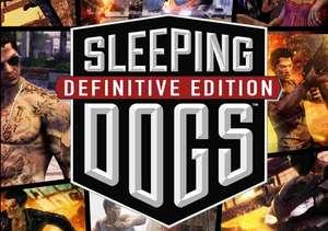 Jeu Sleeping Dogs - Definitive Edition sur PS4 (Dématérialisé)